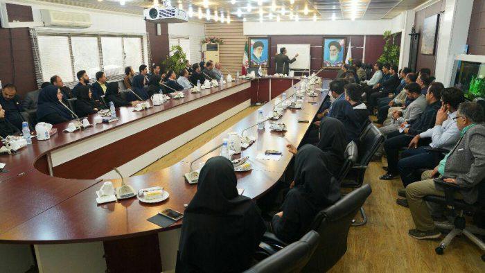 دوره آموزشی تکریم ارباب رجوع در شهرداری بندرماهشهر برگزار شد